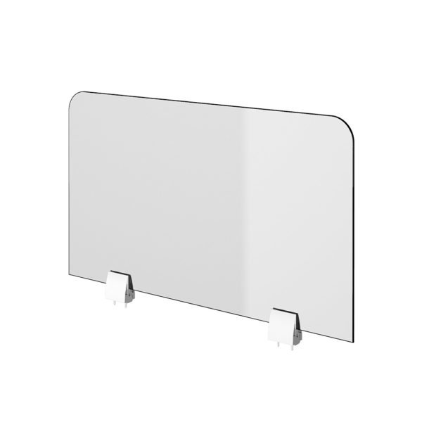 Complementary accessory made of 5 mm thick transparent laminated cell polycarbonate